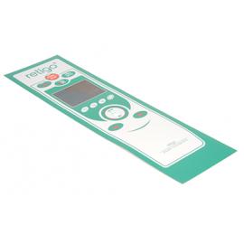 Folia panela sterującego modele PI, SI 2003 bez wyłącznika - piece Retigo