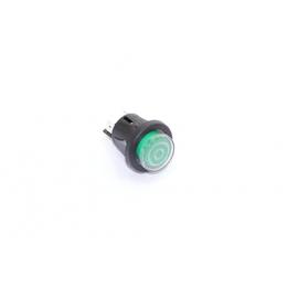Przycisk 0-1 zielony /VB-6,12,18- pakowarki próżniowe Rm Gastro