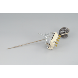 Termostat pracy 380 V, 50-320 st.C - patelnia multifunkcyjna Rm Gastro