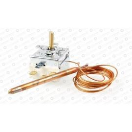 Termostat 1-fazowy TR2 15A 250V 0-90°C, dł. kapilary 1500 mm, czujka śr. 6,5x95 mm - zmywarki Comenda