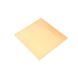 Płyta szamotowa 410 x 370 do FP 36,66,37,38 - RM Gastro
