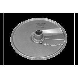 Tarcza - Plastry karbowane 5 mm do RG-100 / Hallde