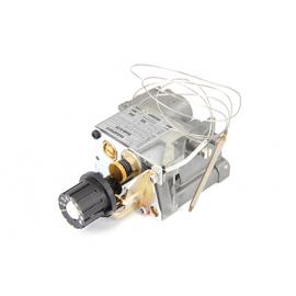 Zawór gazowy 80st-320 st /BR50-78G- patelnia gazowa Rm Gastro