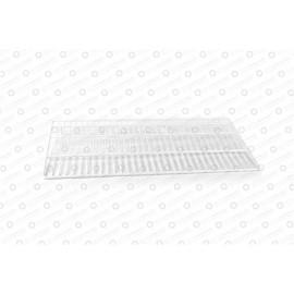 Półka 500x211 mm - szafa chłodnicza Budget Line /Hendi