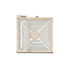 Grzałka 4000 W - Kuchnie ceramiczne / Kromet