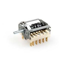 Przełącznik 0-6 16A 250V max 150°C - Bertos